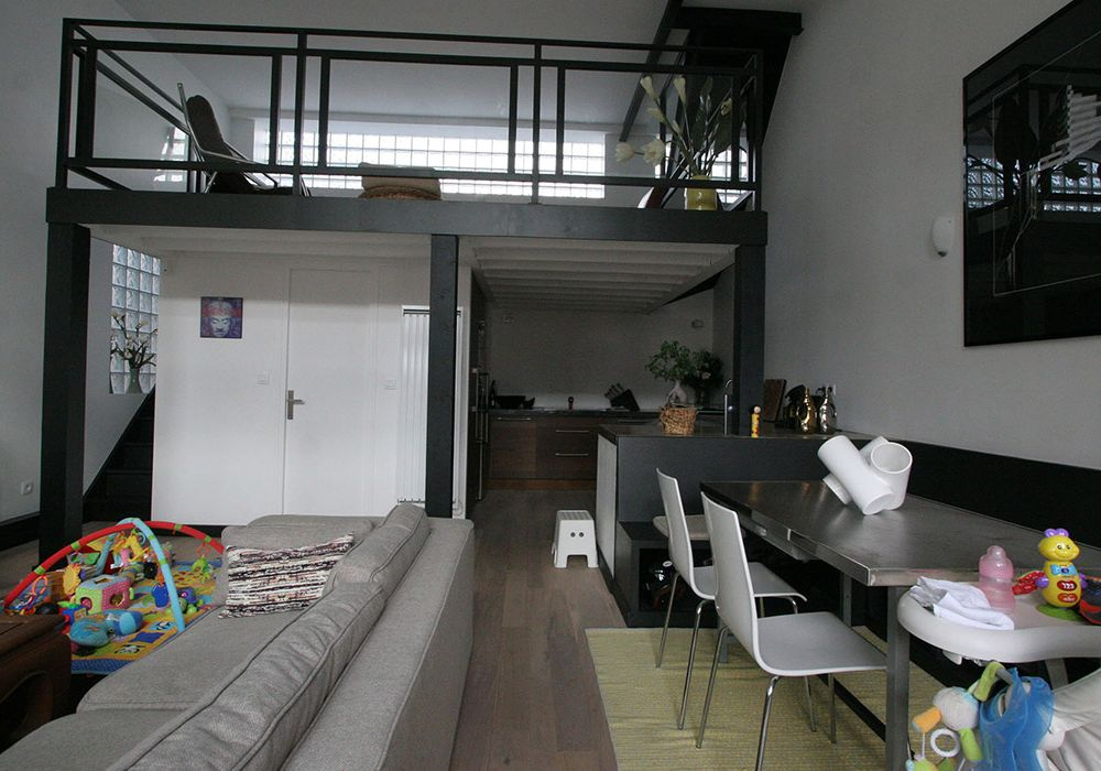 Pantin - Camille Hermand architecture - 2010